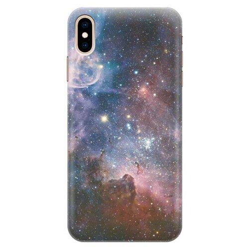 Чехол Gosso 679609 для Apple iPhone X/Xs космосЧехлы<br>