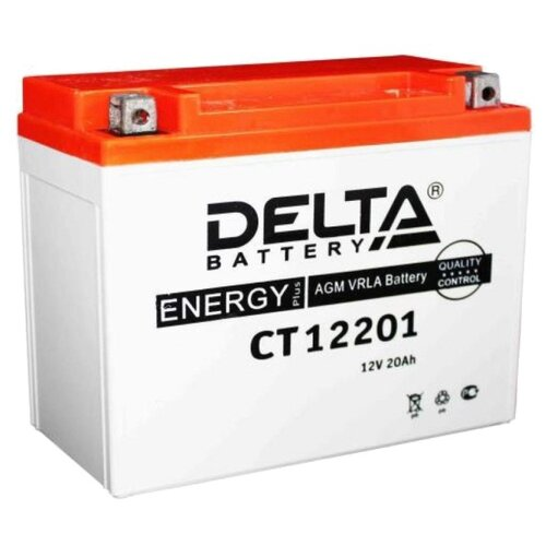 Аккумулятор DELTA CT12201
