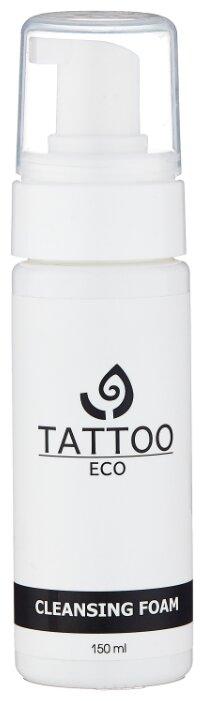Очищающая пенка для тела Tattoo Eco