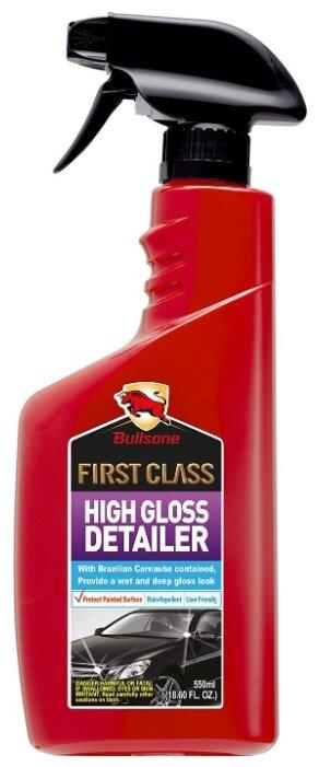Bullsone полироль для кузова High Gloss Detailer, 0.55 л