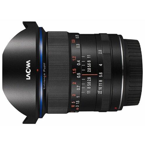 Фото - Объектив Laowa 12mm f/2.8 Zero-D Canon EF объектив laowa 15mm f 4 5 zero d shift nikon z черный