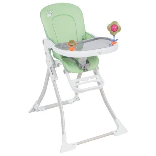 Стульчик для кормления Corol S10 зеленый стульчик для кормления babys piggy розовый