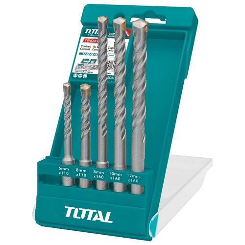Набор SDS-plus Total TAC190501