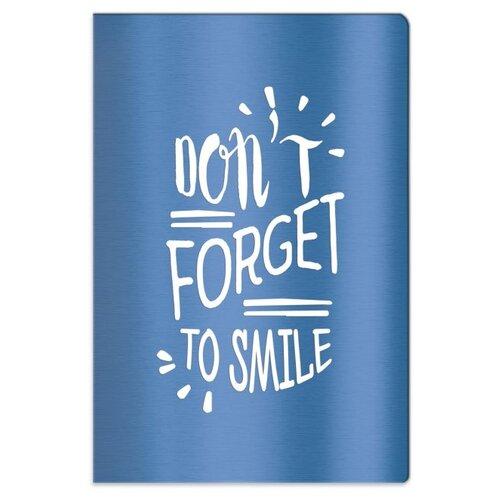 Купить Ежедневник Феникс+ Миррэр недатированный, искусственная кожа, А5, 120 листов, синий, Ежедневники, записные книжки