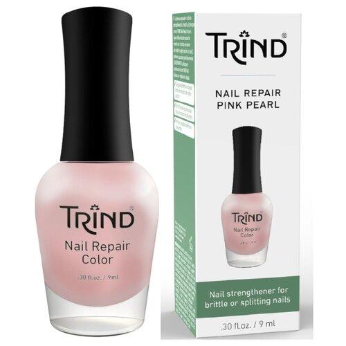 Купить Средство для ухода Trind Nail Repair Color, 9 мл, розовый перламутровый