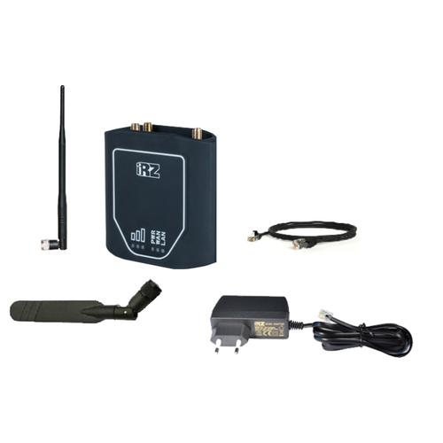 Wi-Fi роутер iRZ RL11w (полный комплект), черный