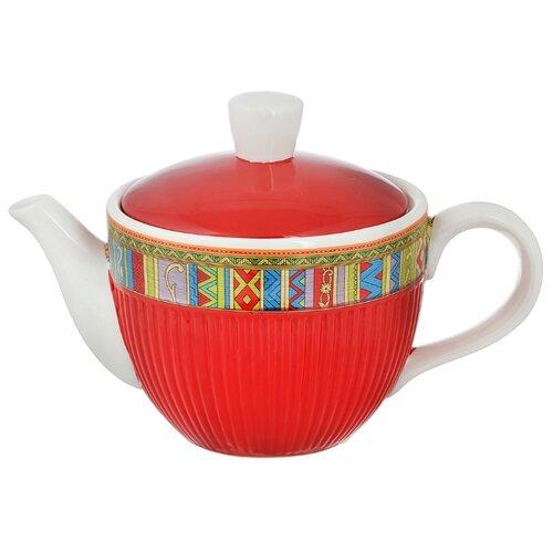 Millimi Заварочный чайник Этника 830 мл красный