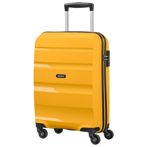 Чемодан American Tourister Bon Air 31.5 л, светло-желтый