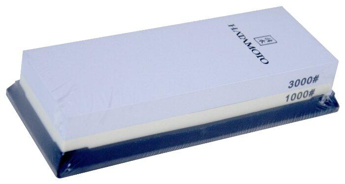 Точильный камень Hatamoto HT0960 бело-голубой