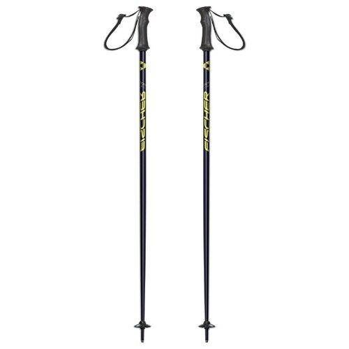 Палки для горных лыж Fischer RC4 SL Jr 2018-2019 95 black