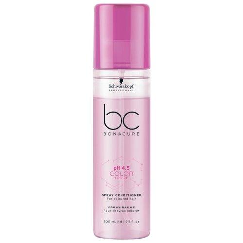 BC Bonacure Color Freeze pH 4.5 Спрей-кондиционер для окрашенных волос, 200 млМаски и сыворотки<br>