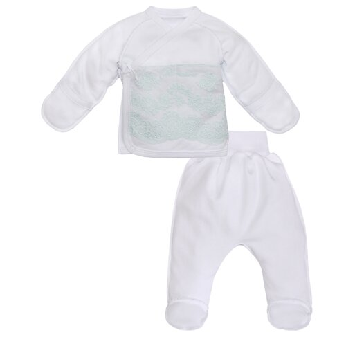 Комплект одежды Жанэт размер 56, белыйКомплекты<br>
