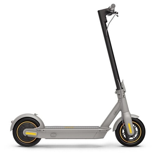 Электросамокат Ninebot KickScooter Max G30LP, серый