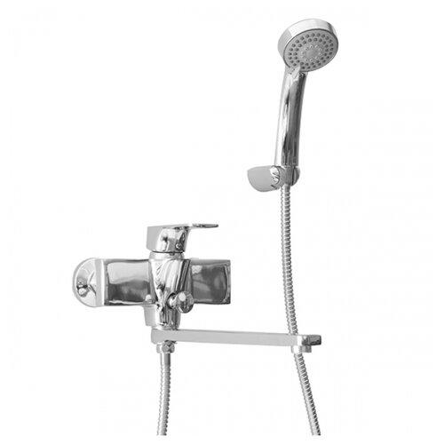 Душевой набор (гарнитур) Mixline ML12-02 хром душевой набор гарнитур argo 101