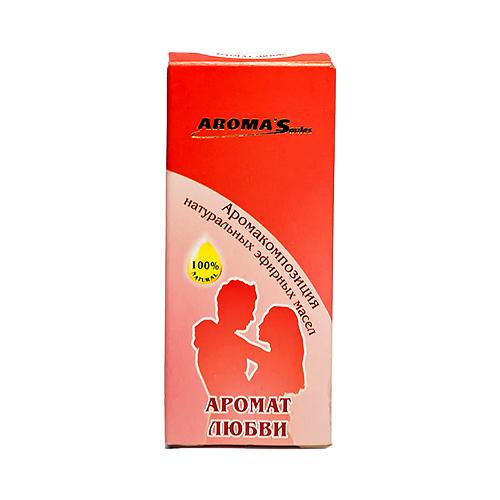 AROMA'Saules смесь эфирных масел Аромат любви 10 мл