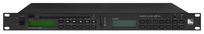 CD-проигрыватель AMC MP 01