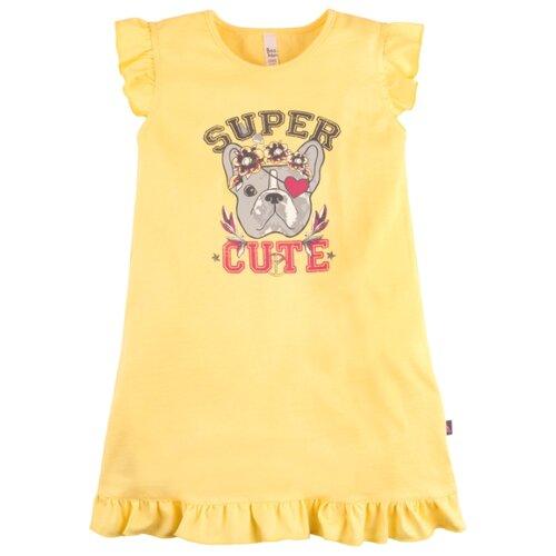 Сорочка Bossa Nova размер 30, желтый, Домашняя одежда  - купить со скидкой