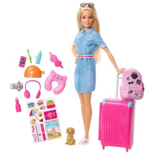 Кукла Barbie Путешествие, FWV25Куклы и пупсы<br>