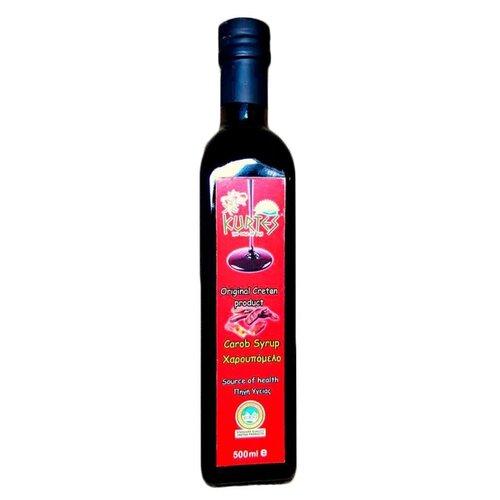 Сироп KURTES из плодов рожкового дерева 0.5 л