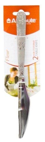 Attribute Набор столовых ножей Fleur 2 предмета