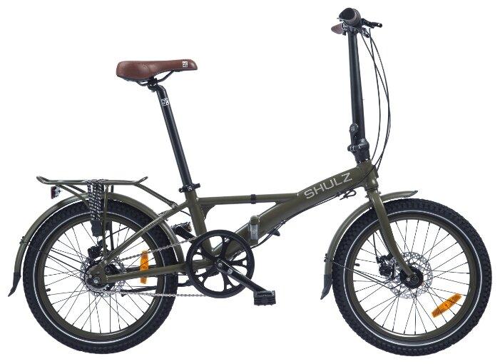 Велосипед SHULZ Lentus (2019)