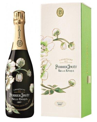 Шампанское Perrier-Jouet Belle Epoque, 0.75 л, подарочная упаковка