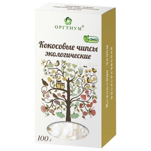 Чипсы Оргтиум кокосовые