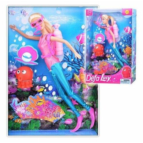 Кукла Defa Lucy Аквалангистка 8279