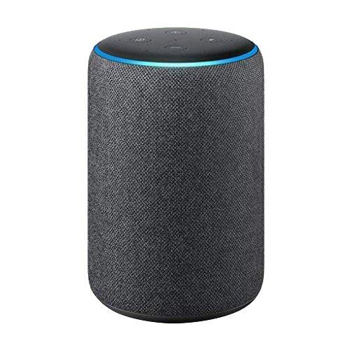 Умная колонка Amazon Echo Plus 2nd Gen, charcoal