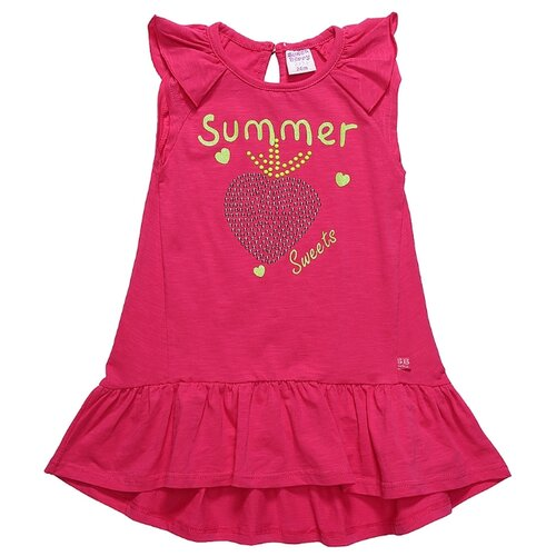 Платье Sweet Berry размер 98, фуксияПлатья и сарафаны<br>