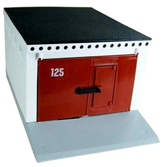 Купить Форма С-191-Ф черный/белый/красный по низкой цене с доставкой из Яндекс.Маркета