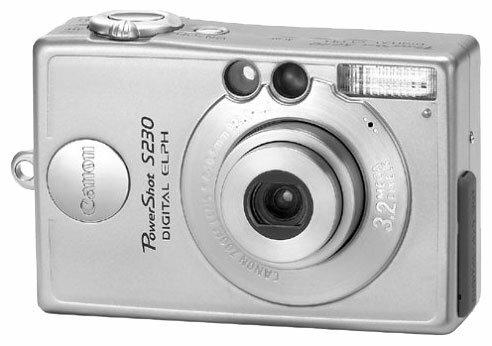 Фотоаппарат Canon Digital IXUS V3