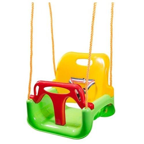 Купить KETT-UP Качели 3в1 желтый/зеленый/красный