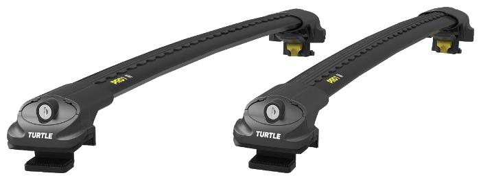 Комплект дуг и опор Turtle Can Carry Air 1 на стандартные рейлинги VOLKSWAGEN TIGUAN (2016-н.в.)