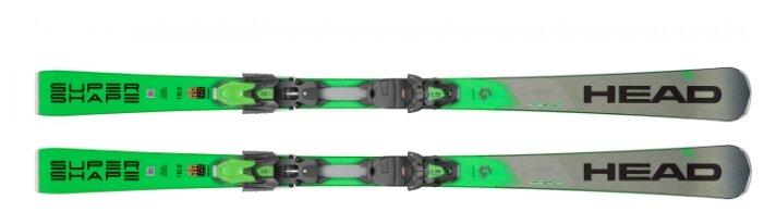 Горные лыжи HEAD Supershape i.Magnum с креплениями PRD 12 GW (19/20)