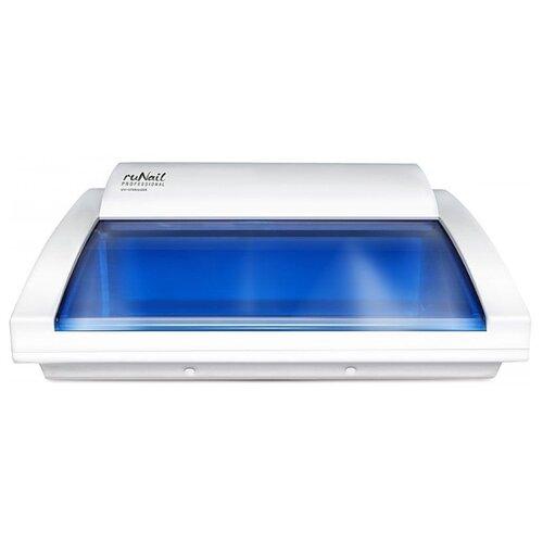 Фото - Ультрафиолетовый стерилизатор Runail Professional 1848 белый/синий ультрафиолетовый стерилизатор invin uvc 55