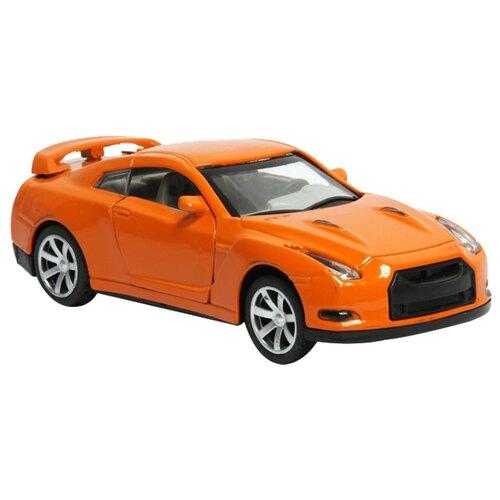 Легковой автомобиль Handers Nissan Skyline (HAC1602-022) 1:32 17 см оранжевый, Машинки и техника  - купить со скидкой