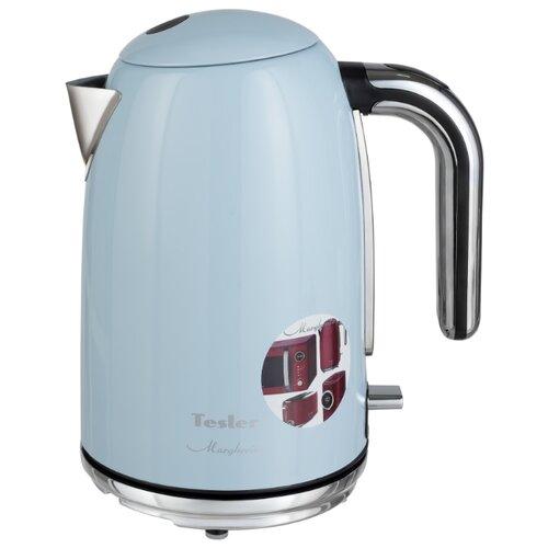 Чайник Tesler KT-1755, голубойЭлектрочайники и термопоты<br>