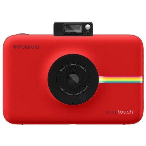 Фотоаппарат моментальной печати Polaroid Snap Touch красный