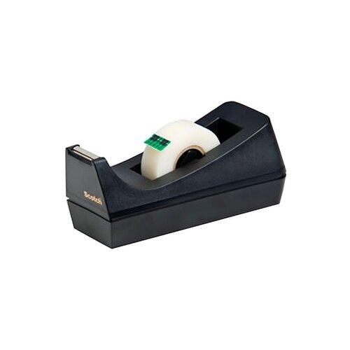 Диспенсер для клейкой ленты Scotch Scotch до 19 мм черный