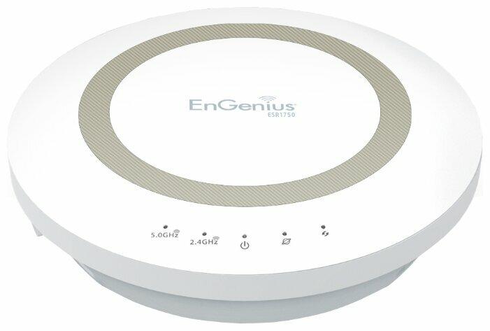 Wi-Fi роутер EnGenius ESR1750