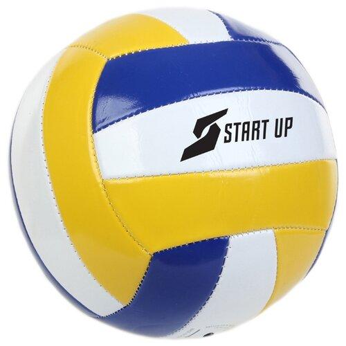 Волейбольный мяч START UP E5111 N/C желто-бело-синий