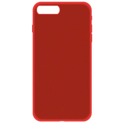 Купить Чехол LuxCase Soft Touch Premium для Apple Iphone 6 Plus/iPhone 7 Plus/ iPhone 8 Plus красный