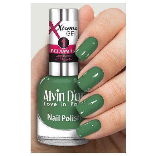 Лак Alvin D'or Extreme Gel, 15 мл, оттенок 5209 лак alvin d or extreme gel 15 мл оттенок 5227