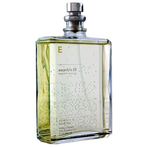 Парфюмерная вода Escentric Molecules Escentric 03, 100 мл escentric molecules escentric 04