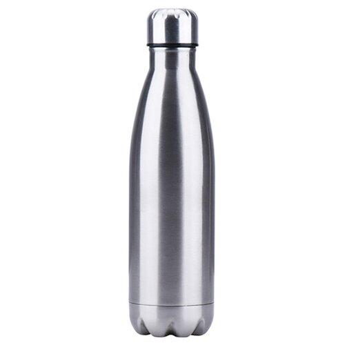 Бутылка термос из нержавеющей стали для горячего и холодного, металлическая бутылка для воды, 500 мл., Blonder Home BH-MWB-09