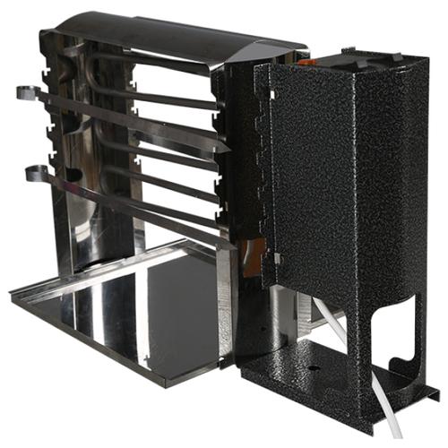 Шашлычница Элвин ЭШГ-1.0, черный