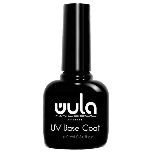 WULA базовое покрытие Base Coat 10 мл прозрачный ice nova базовое покрытие base coat 10 мл прозрачный