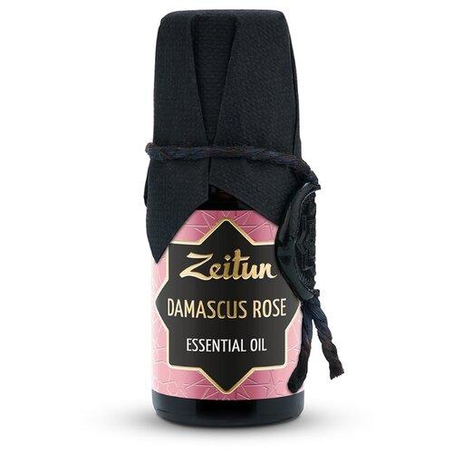 Фото - Zeitun эфирное масло Дамасская роза 10 мл аромашка эфирное масло роза дамасская 1 мл