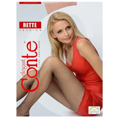 Колготки Conte Elegant Rette Micro, размер 2, bronz (бежевый)